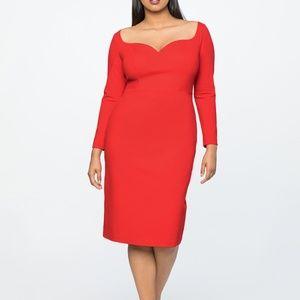 Eloquii X Jason Wu Sweetheart Dress